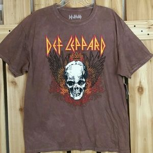 Men's Def Leapard T-Shirt NWT